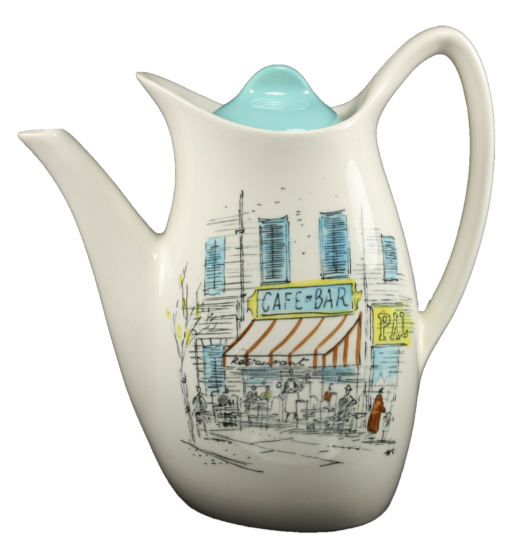 History of the W  R  Midwinter Ltd Pottery